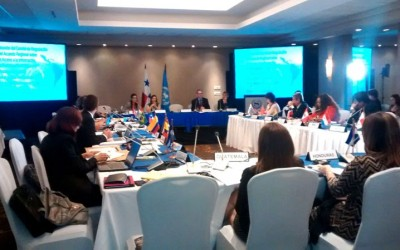 Legislation Lab Featured at Latin America & Caribbean Workshop