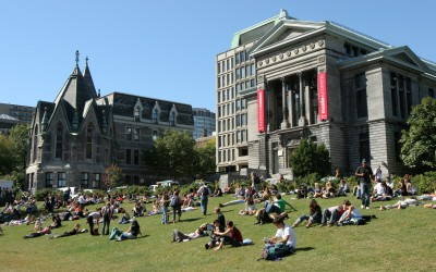 Deliberative Constitutionalism Conference at McGill University, Montreal