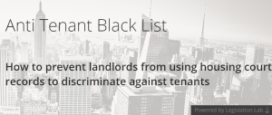 Anti Tenant Black List